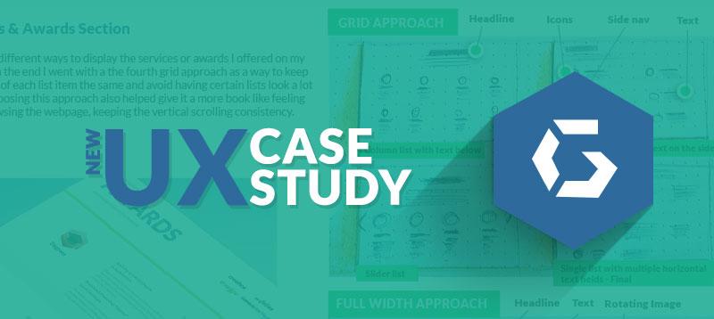 New UX Case Study