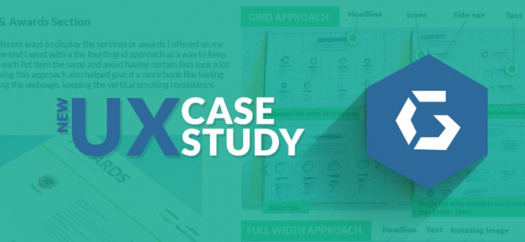 New UX Case Study
